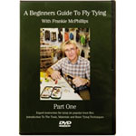 Frankie McPhillips Beginners Guide to Fly Tying DVD Part1